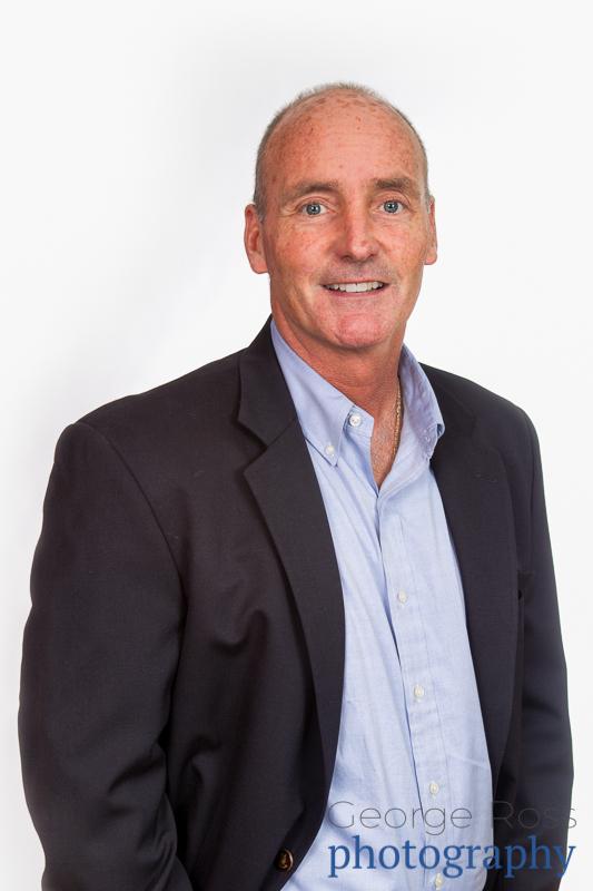 business headshot of executive