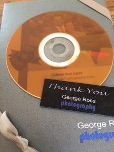 Lightscribe Presentation disc