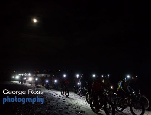Stedman's Super Moon Fat Bike Ride, 11/14/16