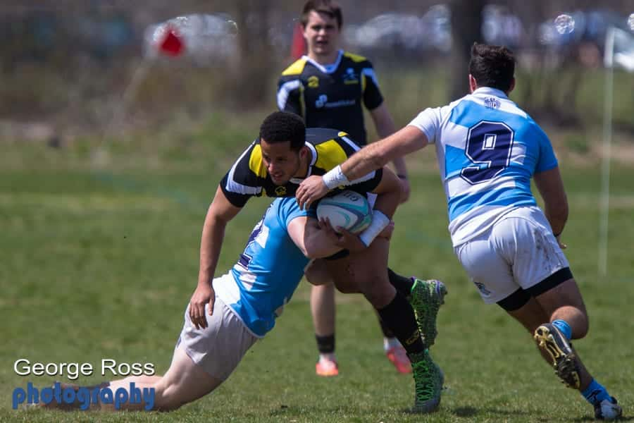 Rugby Union Football