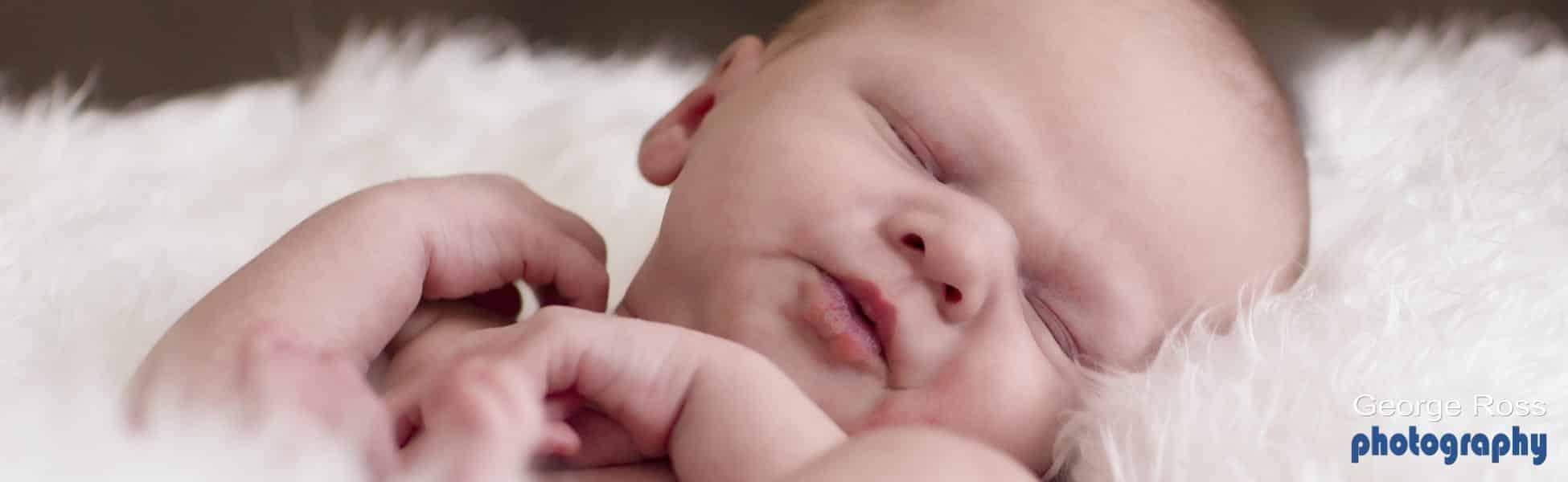 RI Newborn Baby Photography