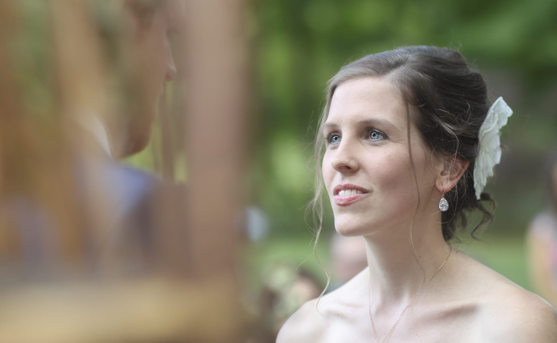 RI Wedding Photographer: Colleen and Jason's Backyard Wedding