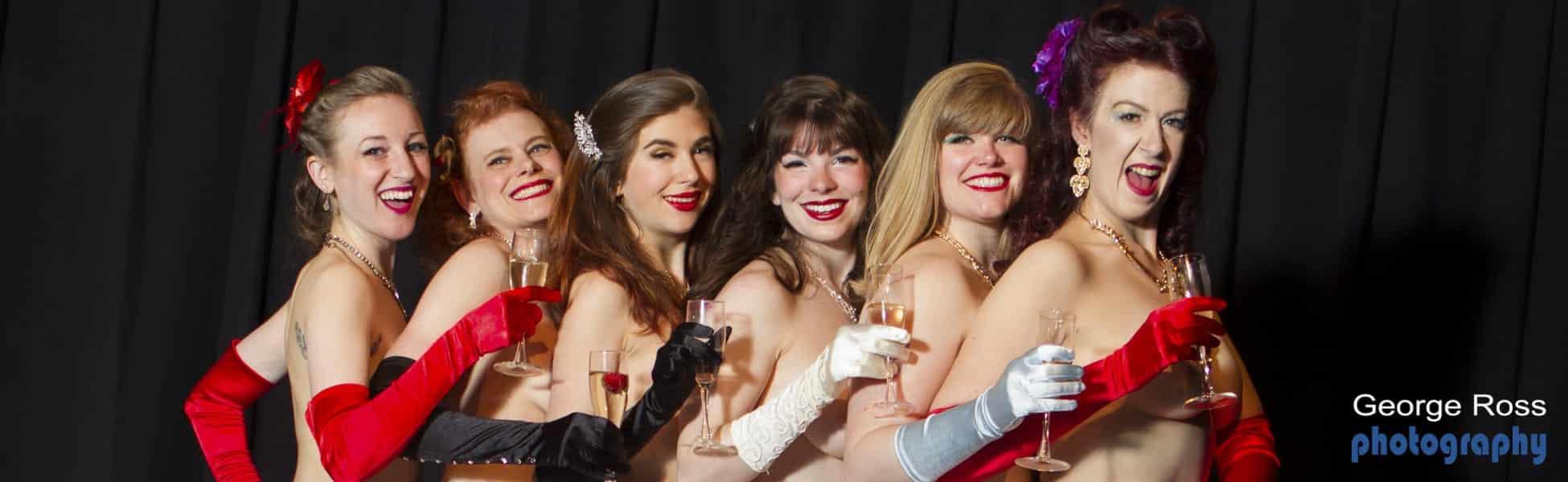 RI Burlesque Photography