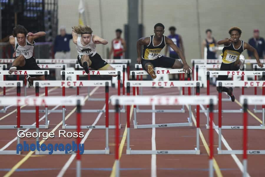 Sports photographer: road races and track and field