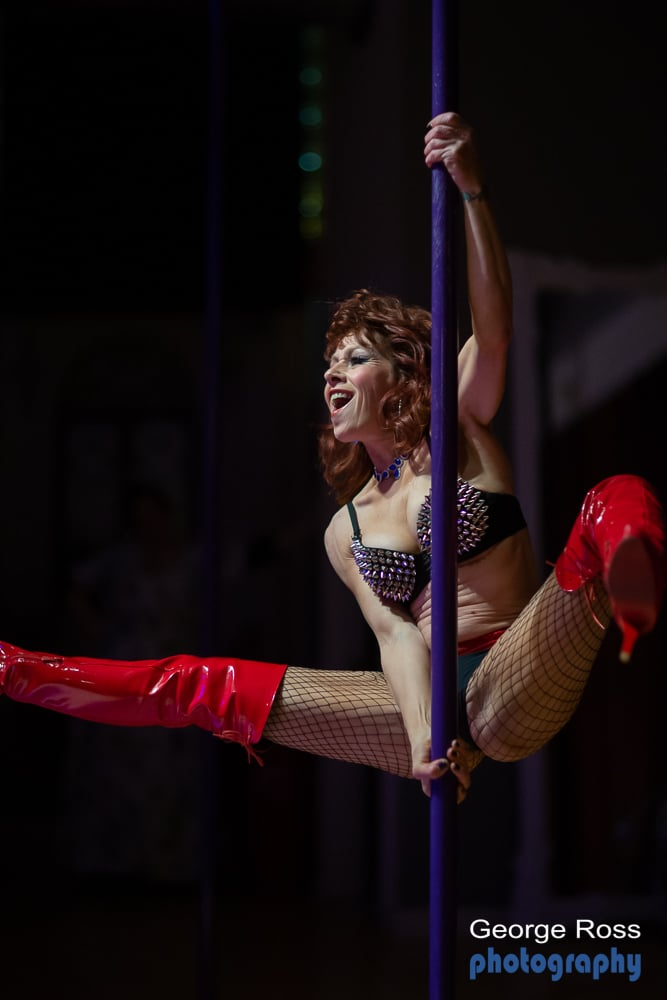 50 Shades of Burlesque Show