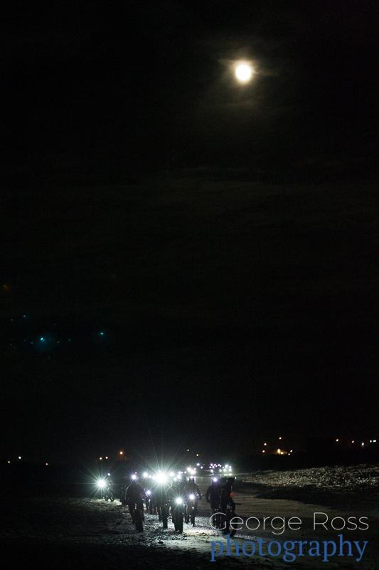 stedmans fat bike full moon ride