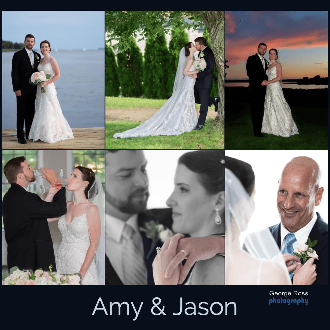 Harbor Lights, Warwick, RI, wedding photography
