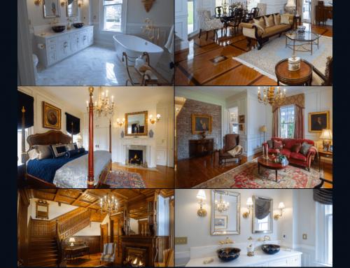 Interior Design Shoot: Sunnylea, Bellevue Avenue, Newport, RI