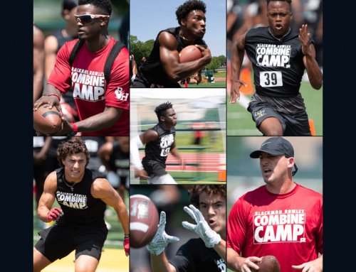 2019 Blackmon Rowley Football Combine Camp, 7/7/19