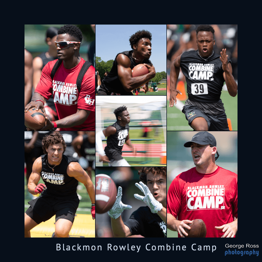 Blackmon Rowley Football Camp
