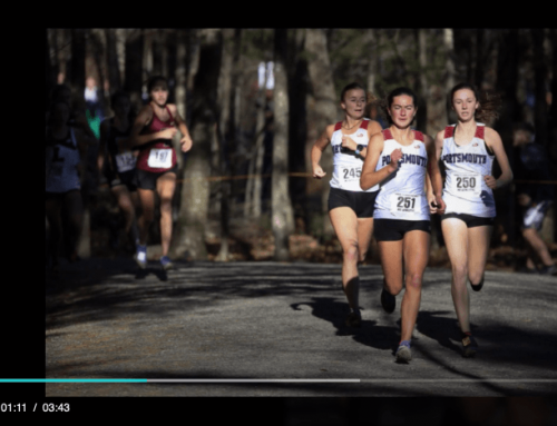 2018 RI State Girls Cross Country Championship Race