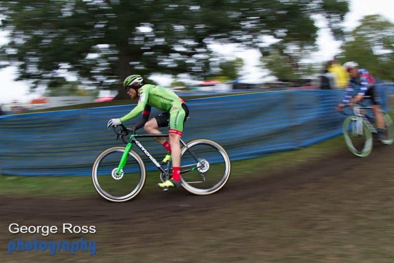 2015 Providence Cyclocross Festival at Rogers Williams Park, Providence, Rhode Island.