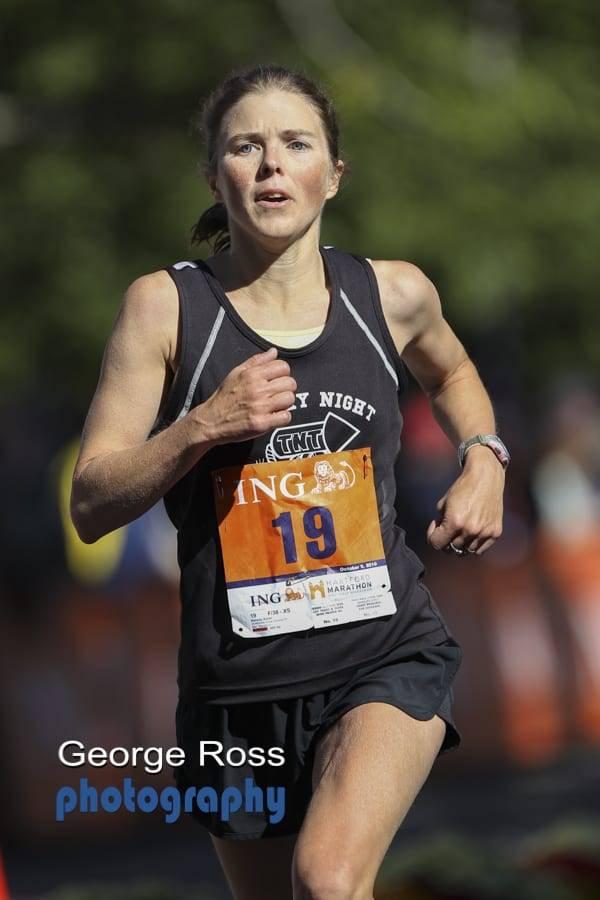 2010 Hartford Marathon Photos From The Finish Line