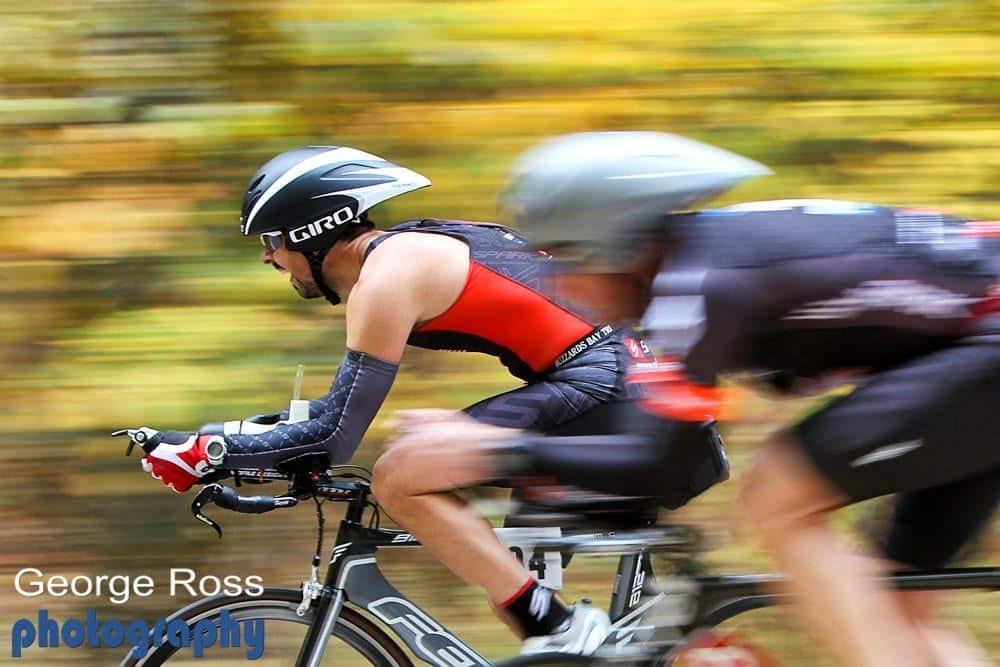 Duathlon: biking