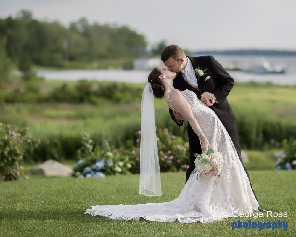 Harbor Lights Wedding, Warwick, Rhode Island (Amy and Jason)