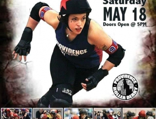 Selection of Providence Roller Derby Promo Posters