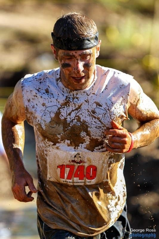 Obstacle Race Photography
