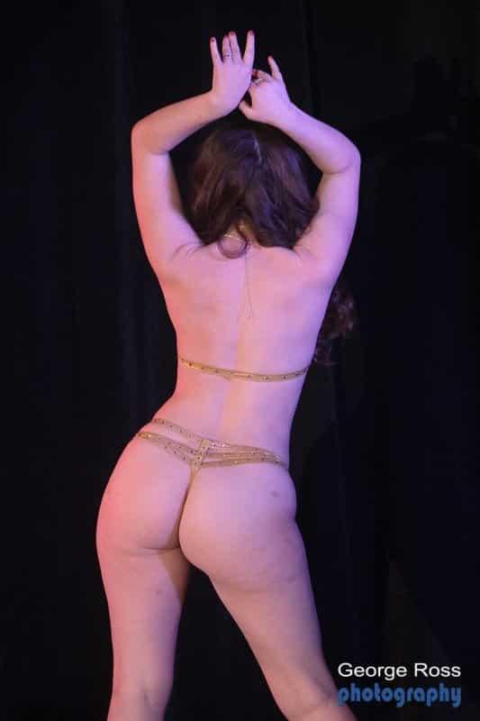Whiskey Joy: Burlesque