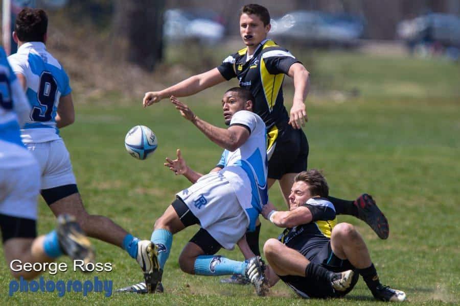 URI Rugby vs SCSU Rugby