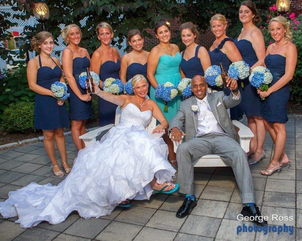 Hotel Viking Wedding, Newport, Rhode Island