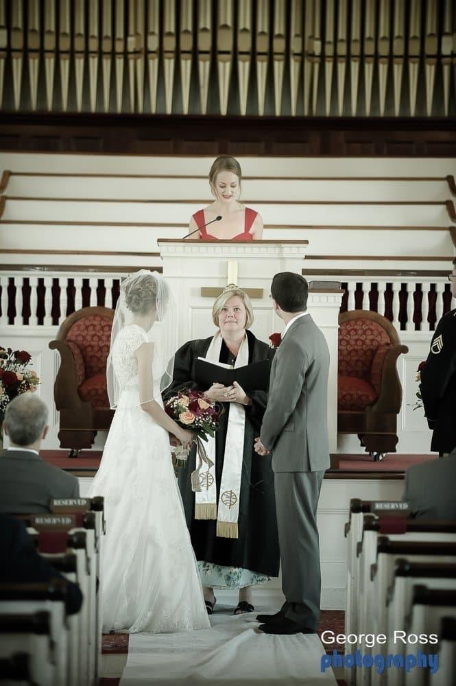 Wedding Photo by George Ross, Wedding Photographer