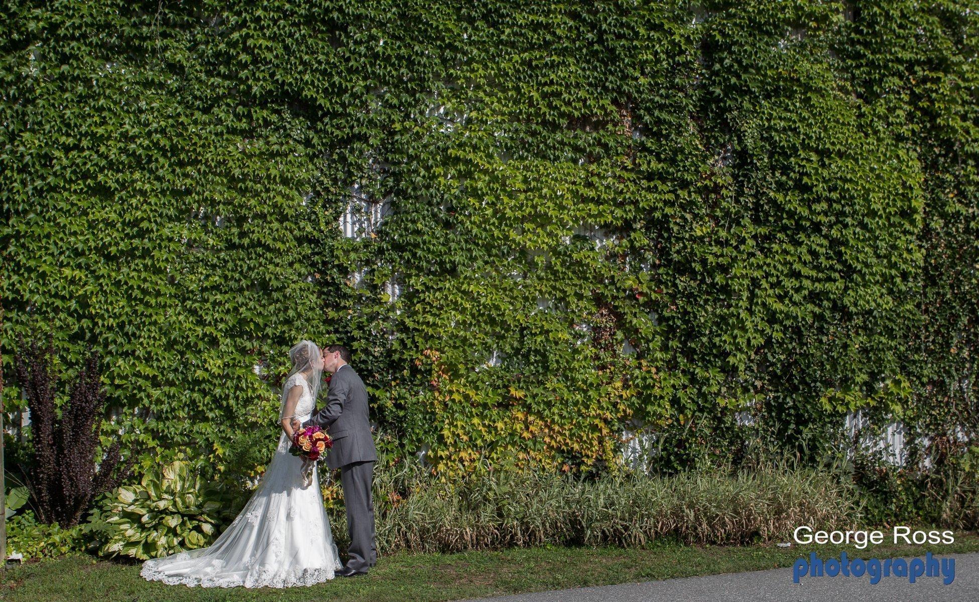 Laura and Ryan's Mystic Wedding