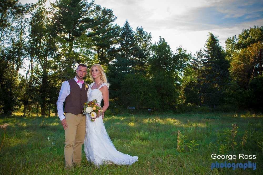 Wedding Photographer George Ross