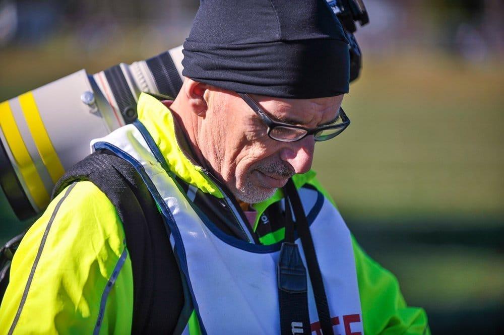 George Ross, Sports Photographer, Rhode Island