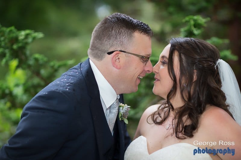 Photo by Wedding Photographer George Ross