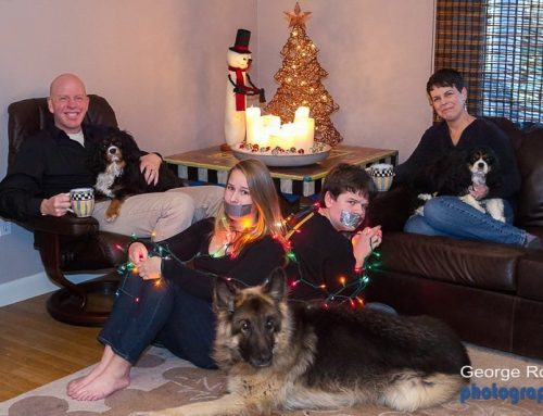 Rumsey Family Holiday Photo