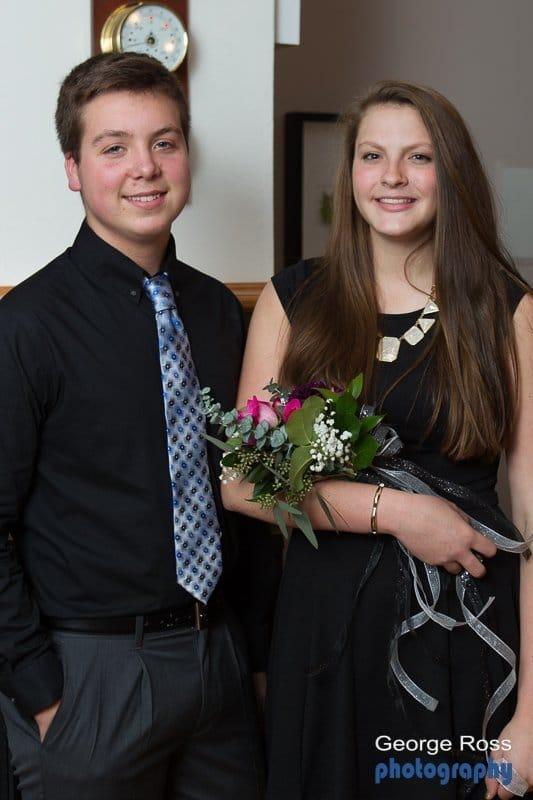 High School Photography: Homecoming