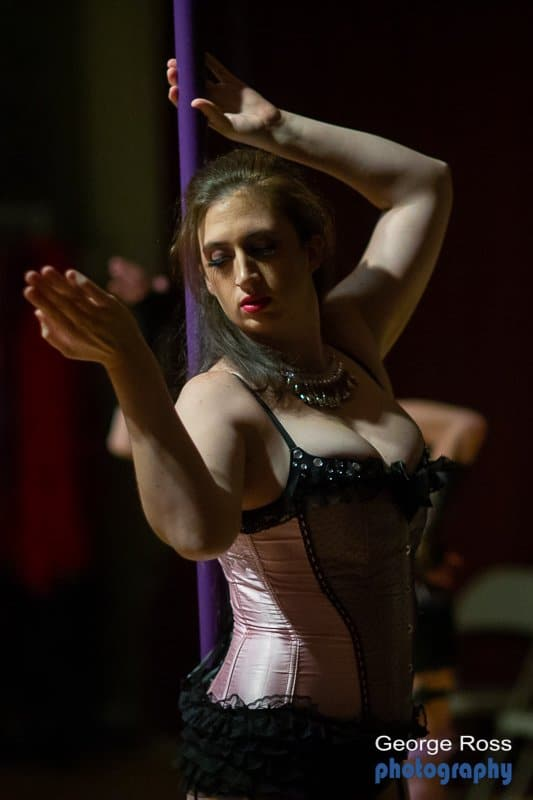 The House of Mood Burlesque and cabaret show