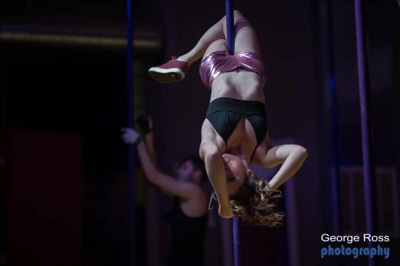 Pole Dance Photographer