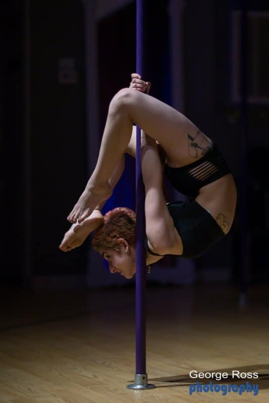Pole Dance Photographer