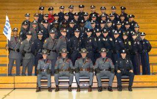 Rhode Island Municipal Police Academy 2017 Graduating Class, Spring