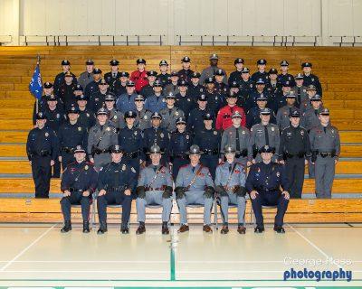 Rhode Island Municipal Police Academy 2018 Graduating Class, Spring