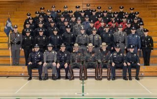 Rhode Island Municipal Police Academy 2018 Graduating Fall, Spring