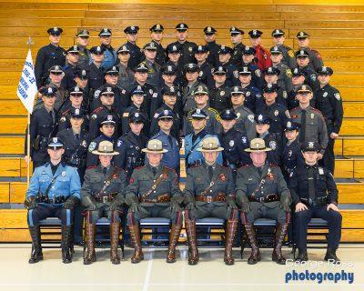 Rhode Island Municipal Police Academy 2016 Graduating Class, Fall