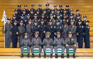 Rhode Island Municipal Police Academy 2016 Graduating Class, Spring