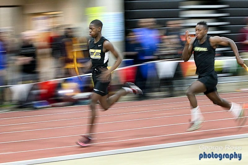 Track and Field Photography