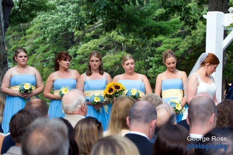 Matt and Jill's Alton Jones - Whispering Pines Wedding