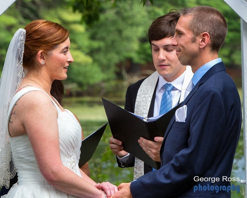 Matt and Jill's Alton Jones - Whispering Pines Wedding