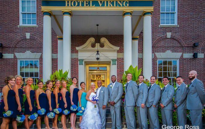 Hotel Viking Wedding