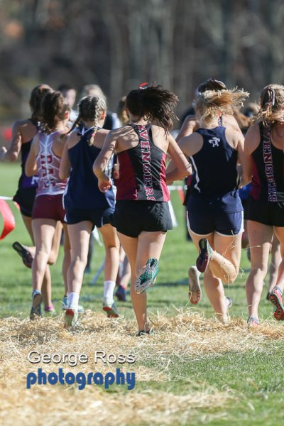 2019 Rhode State Girls XC Champions: East Greenwich