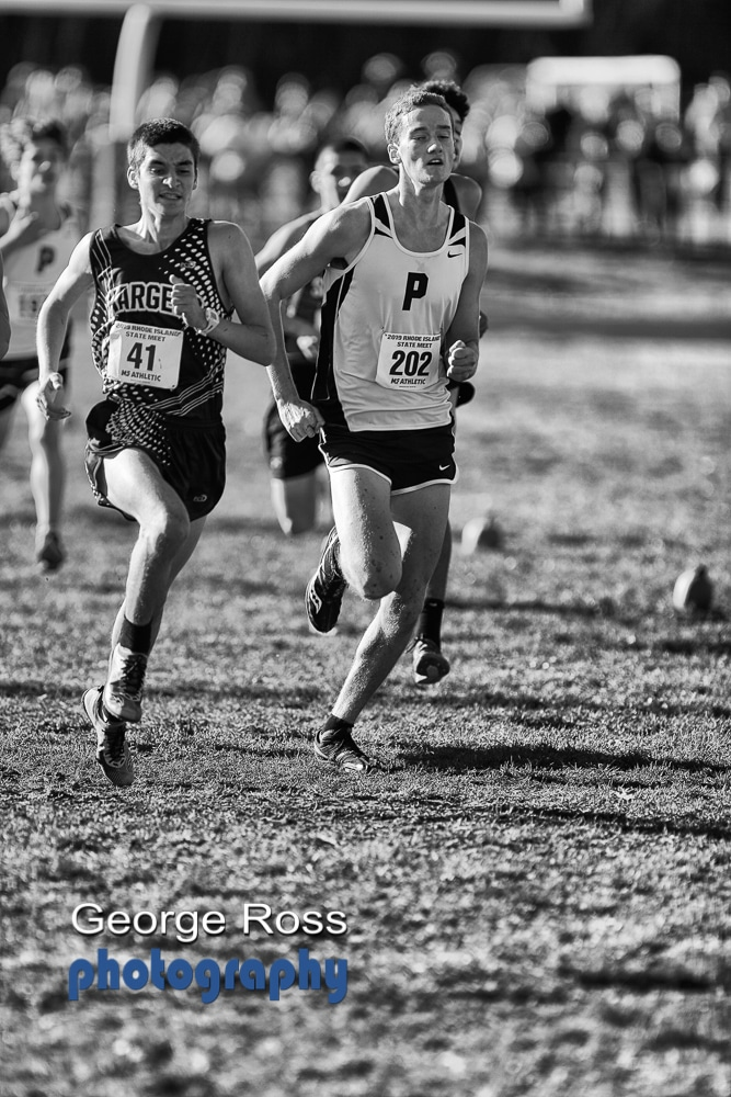 2019 Rhode Island State Cross Country (XC) Championship Race