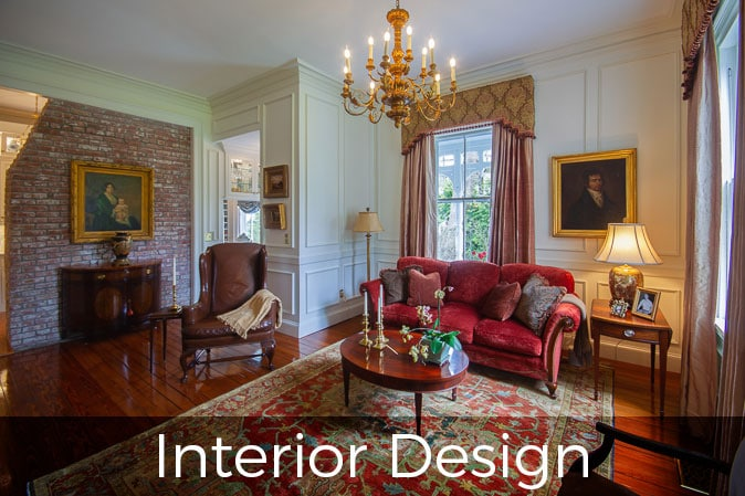 Rhode Island Interior Design Photographer
