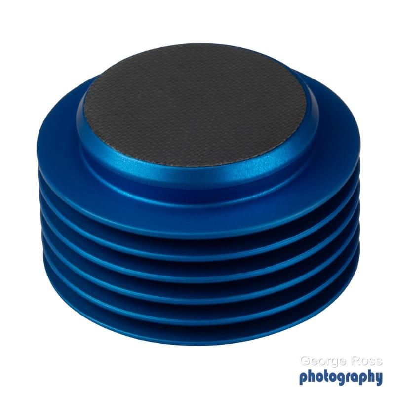 Blue BGA heatsink