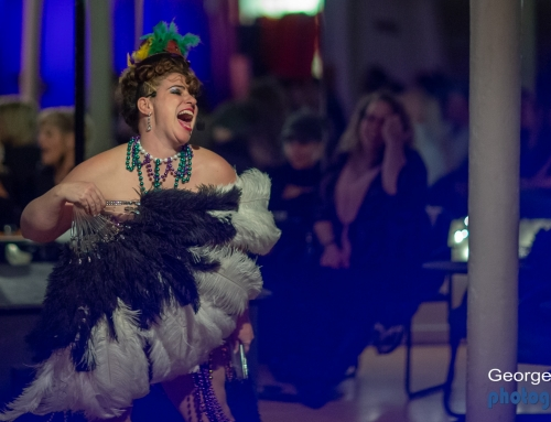 Burlesque On Bourbon Street