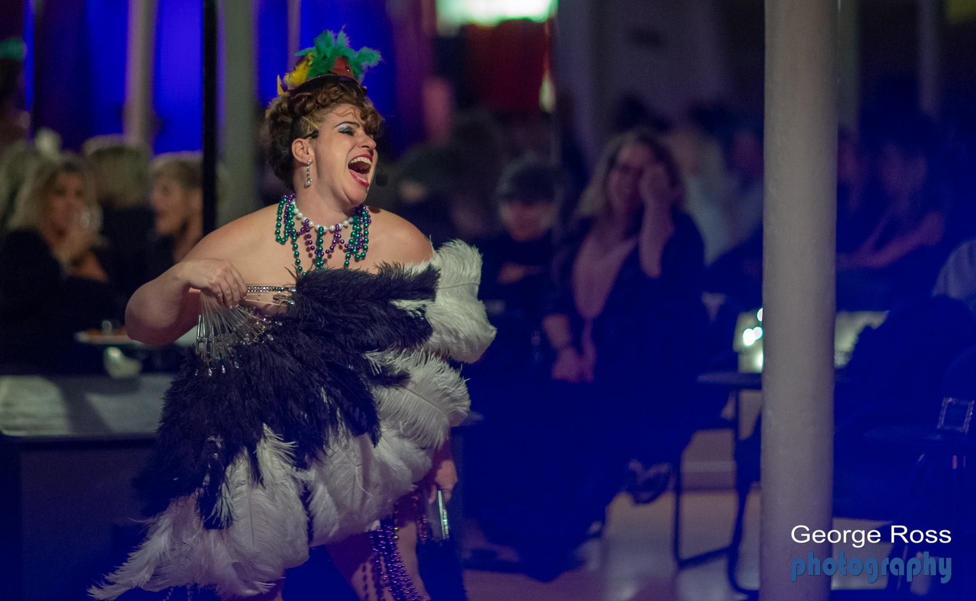 Burlesque On Bourbon Street