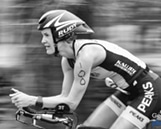sports photographer bike racing